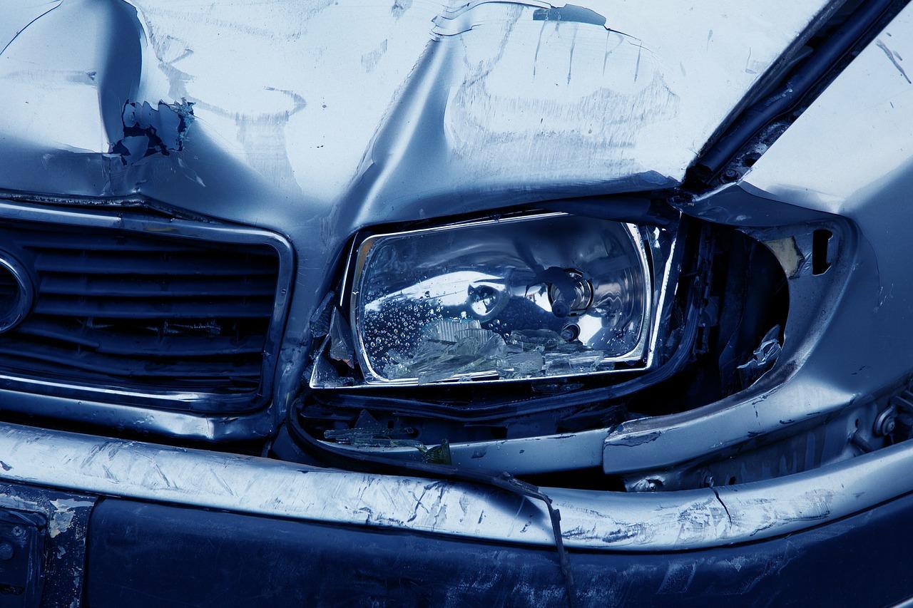 В марте аварий больше всего